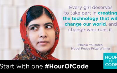 Bangladesh ICT for Girls – Hour of Code Challenge