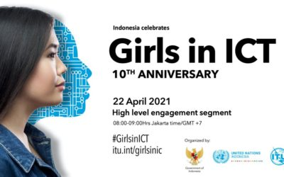 Girls in ICT Day 2021:  A 10 Years Celebration in Indonesia