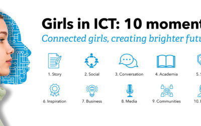 10 years of Girls in ICT – 10 moments of celebration