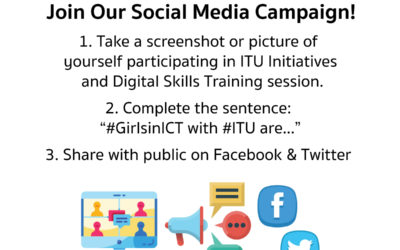 Three Easy Steps to Join our Social Media Campaign